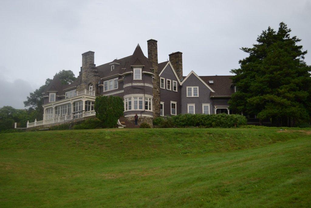 Sky High Historical Restoration Beinn Bhreagh Estate