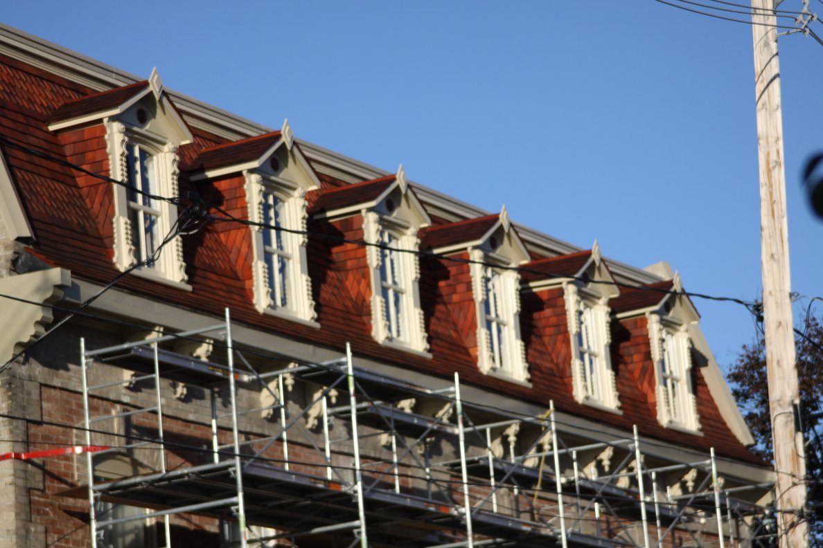 Sky High Historical Restoration Roofing Installation And